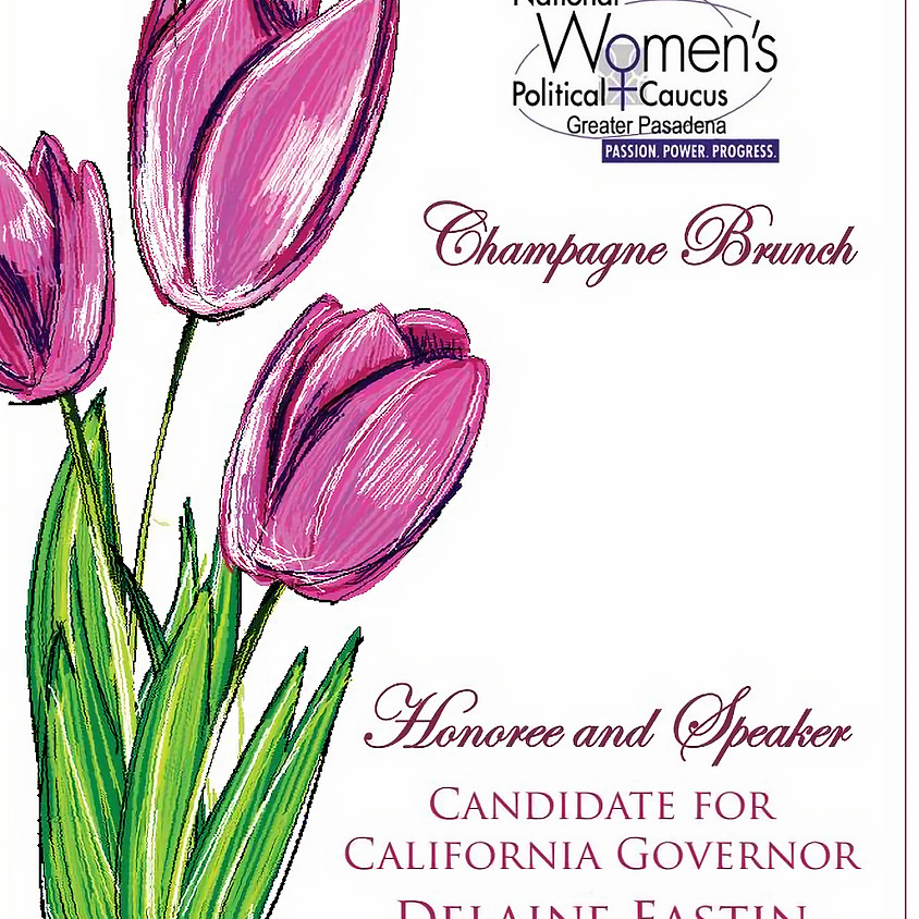 NWPC GPA Brunch with Delaine Eastin