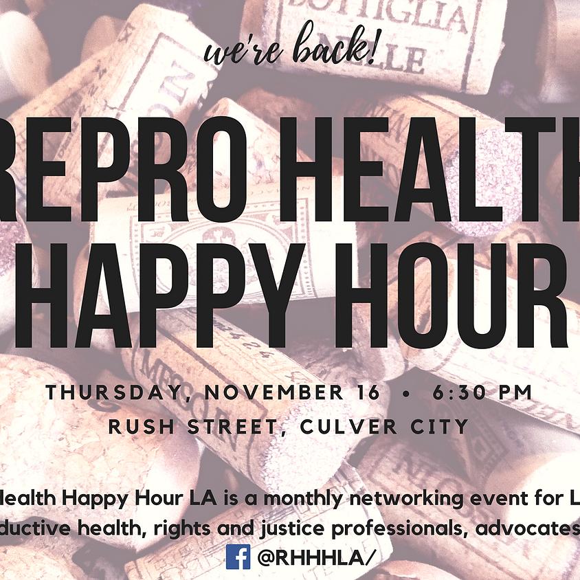 Repro Health Happy Hour