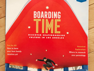 Boarding Time!