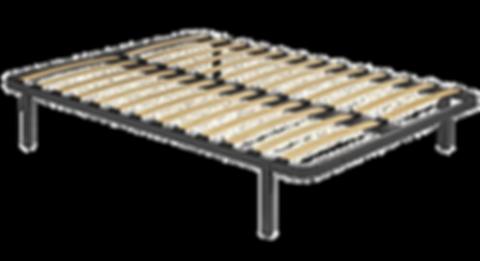 Base tapizada Pikolin