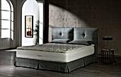 cama twin con faldon