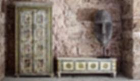 Armario y baúl, Casa Biaca