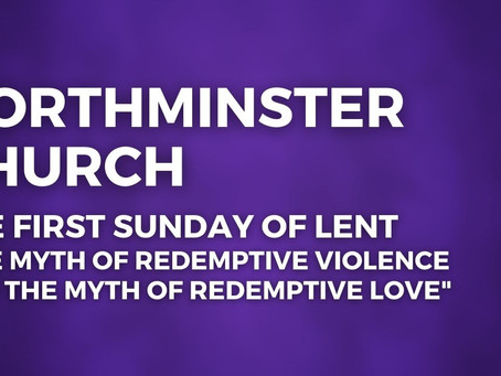"""""""The Myth of Redemptive Violence and the Myth of Redemptive Love,"""" by Zachary Helton"""