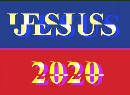 """Jesus 2020,"" by Zachary Helton"