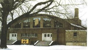 Alamo High School Gym
