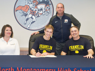 Clary signs with Franklin