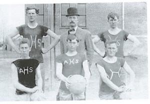 Alamo Basketball 1913