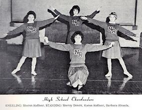New Ross Cheerleaders