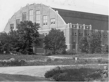 Butler Fieldhouse