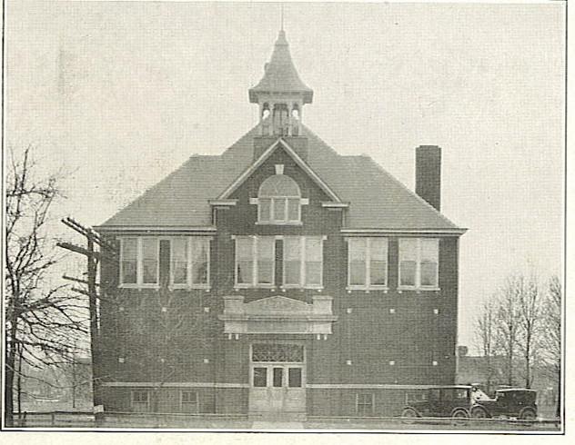 Alamo High School 1925