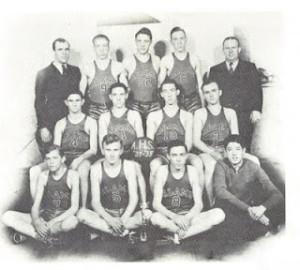 Alamo Basketball 1937-1938