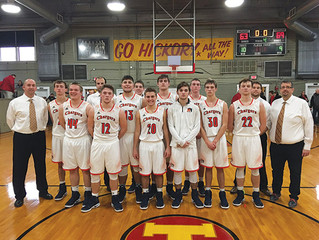 Red Ramblers out duel Chargers in OT