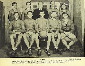 Alamo Basketball 1936