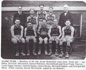 Alamo Basketball 1921