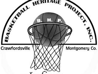Basketball represented in time capsule