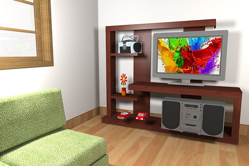 MULTIMUEBLE MODERNO 2056