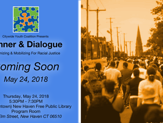 Dinner & Dialogue: Organizing and Mobilizing Racial Justice