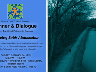 Dinner & Dialogue: Non Traditional Pathway to Success