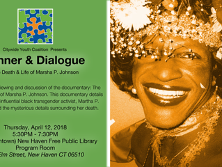 Dinner & Dialogue: The Death & Life of Marsha P. Johnson