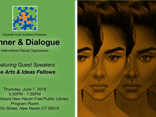 Dinner & Dialogue: Internalized Racial Oppression