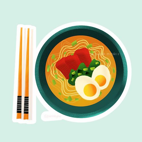 Ramen Noodles Sticker (@paintsbytee)
