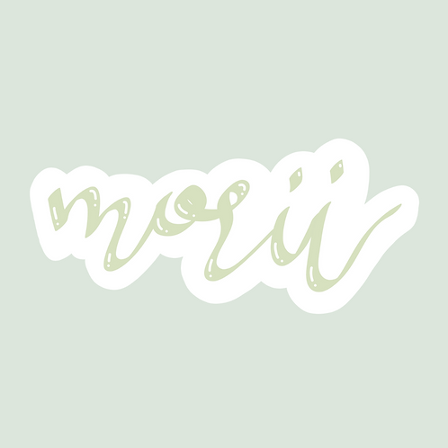 Free MORII Aesthetic Sticker