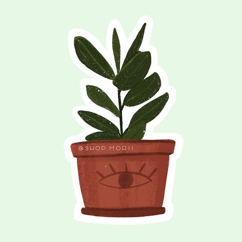 Ficus Sticker (@laura.m.dumitriu)