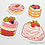 Thumbnail: Strawberry Mascrapone Sticker (@lessonguy)