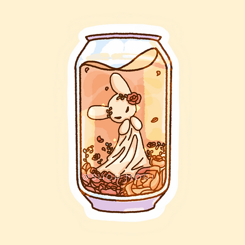 Cream Soda Sticker (@zneebs_)