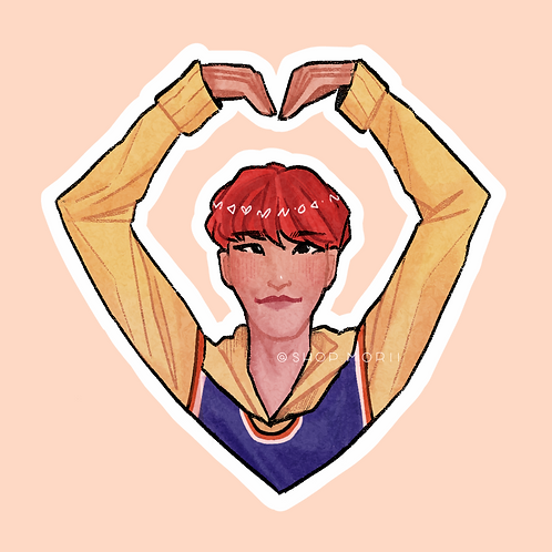 JHS Kpop-Inspired Sticker (@nectoclock)