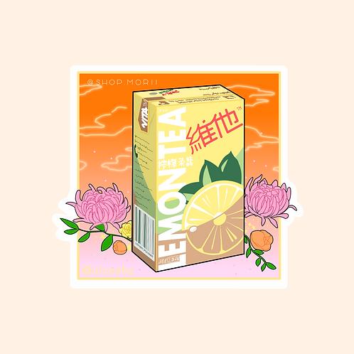 Lemon Drink Sticker (@aiceebz)