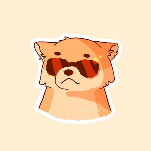 Vibing Sticker (@zneebs_)