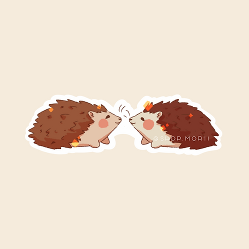 Prickly Love Sticker (@zneebs_)