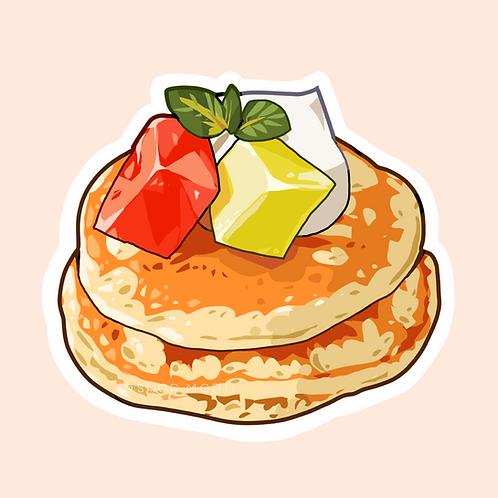 Mini Pancake Sticker (@lessonguy)