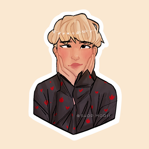PJM Kpop-Inspired Sticker (@nectoclock)