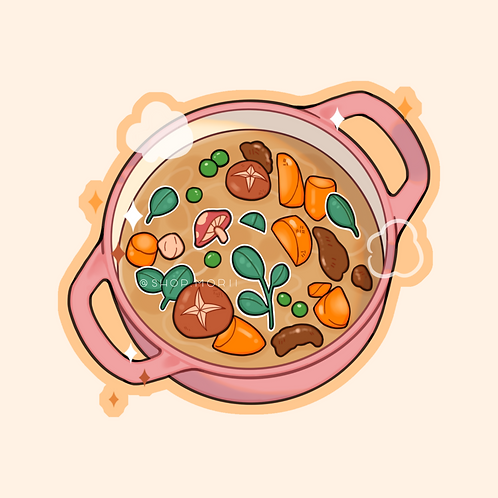Stew Sticker (@teriskyart)