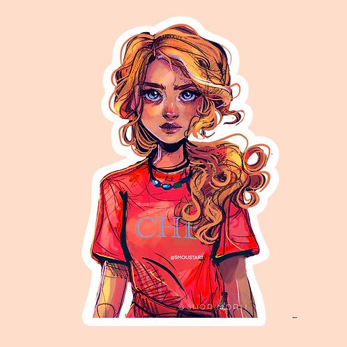 Annabeth Sticker (@smoustart)