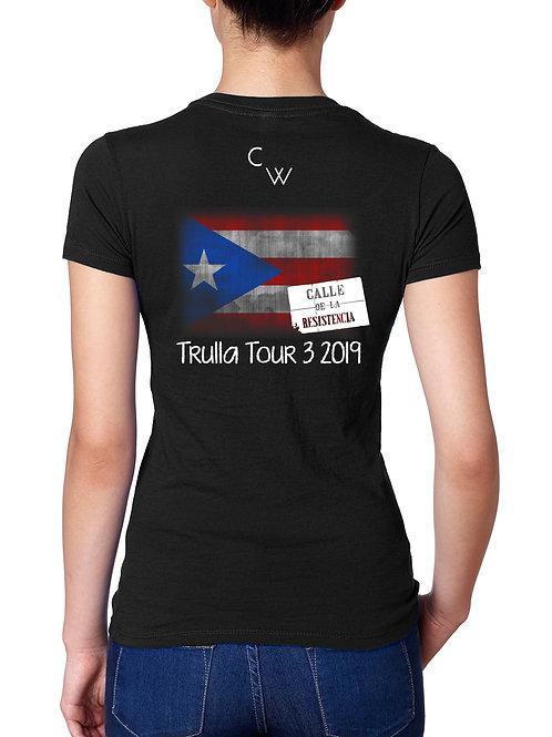 Camisetas Trulla Tour 3.