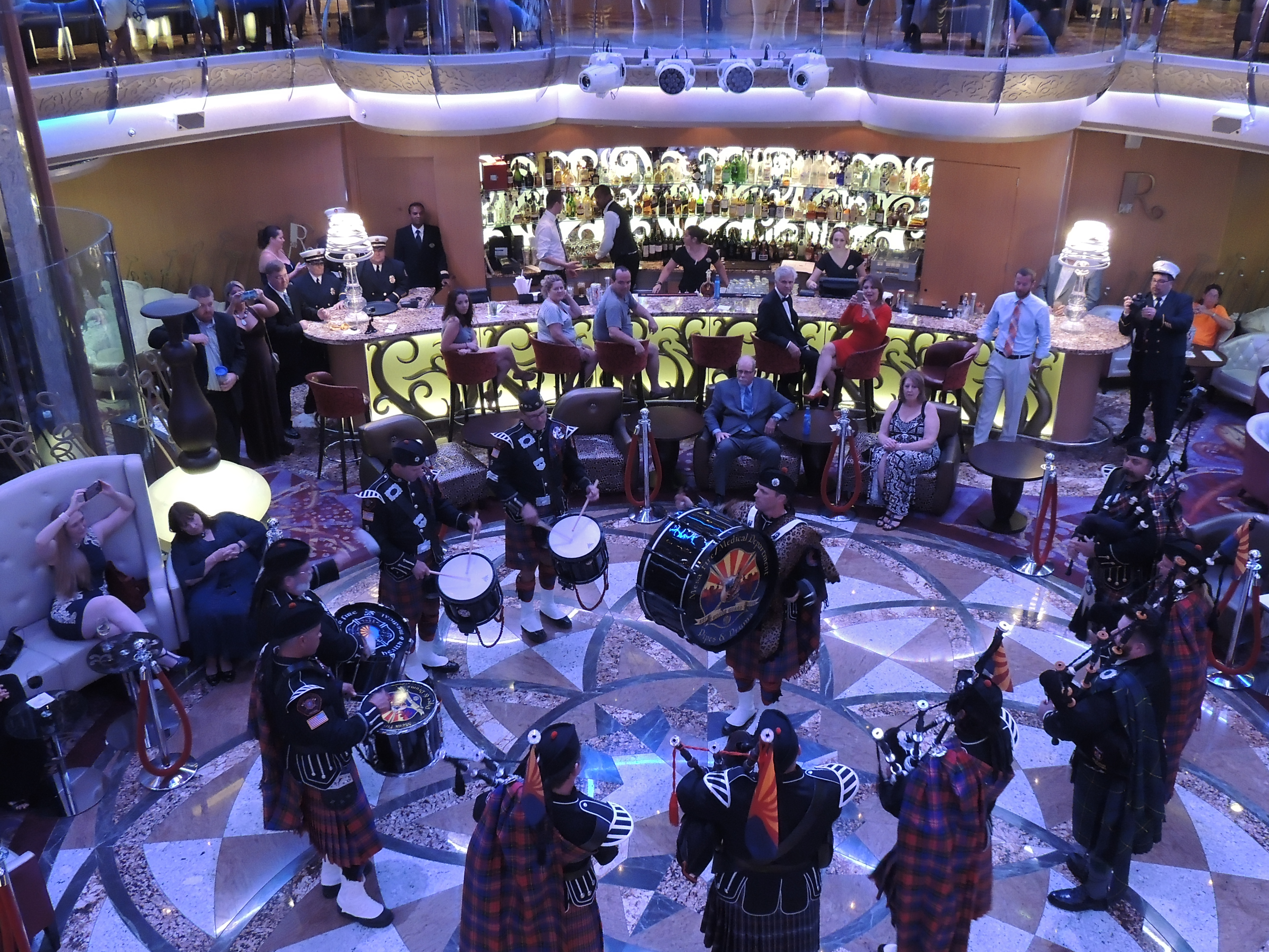 Pipes & Drums Performances