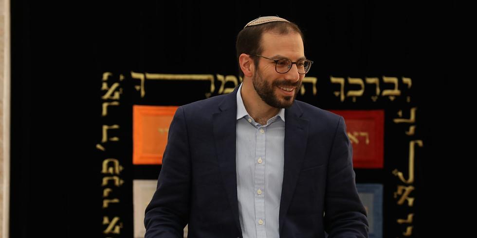 Weekly Shiur with Rabbi Bendavid