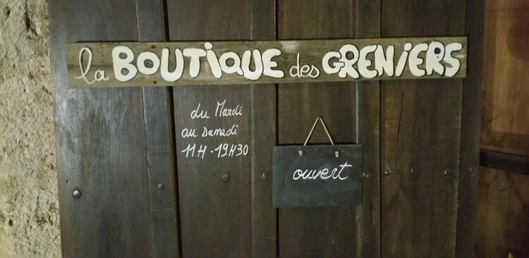 L'herbandine aux Greniers de Vineuil