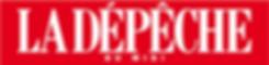 Logo La Dépêche du Midi - Article sur L'Etrier de la Montagne Noire du 10/03/2016