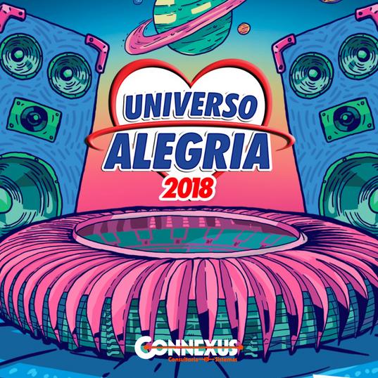 UNIVERSO ALEGRIA 2018