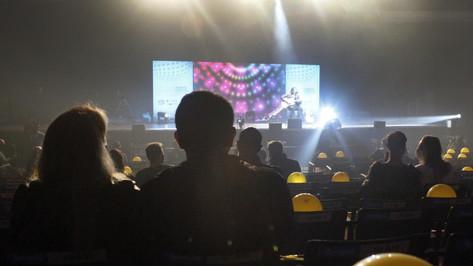 Apresentação de Serginho Moah foi a primeira, ao vivo, desde março. Jornal do Comércio