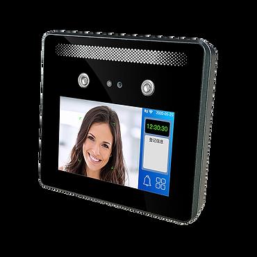 Biometria Facial Evento Portaria Connexus