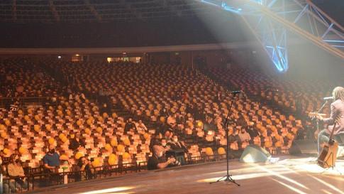 Evento no Araújo Vianna ensaia volta aos palcos em Porto Alegre. Correio do Povo