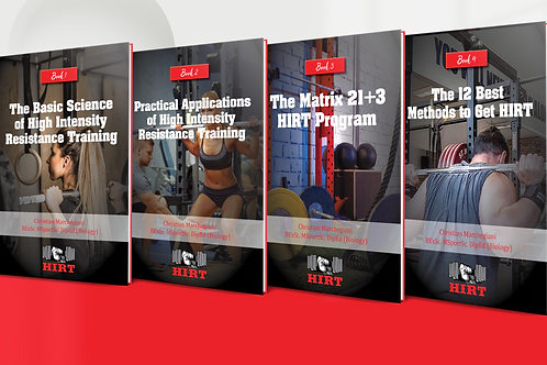Four HIRT e-Book Bundle Everything you need to HIRT
