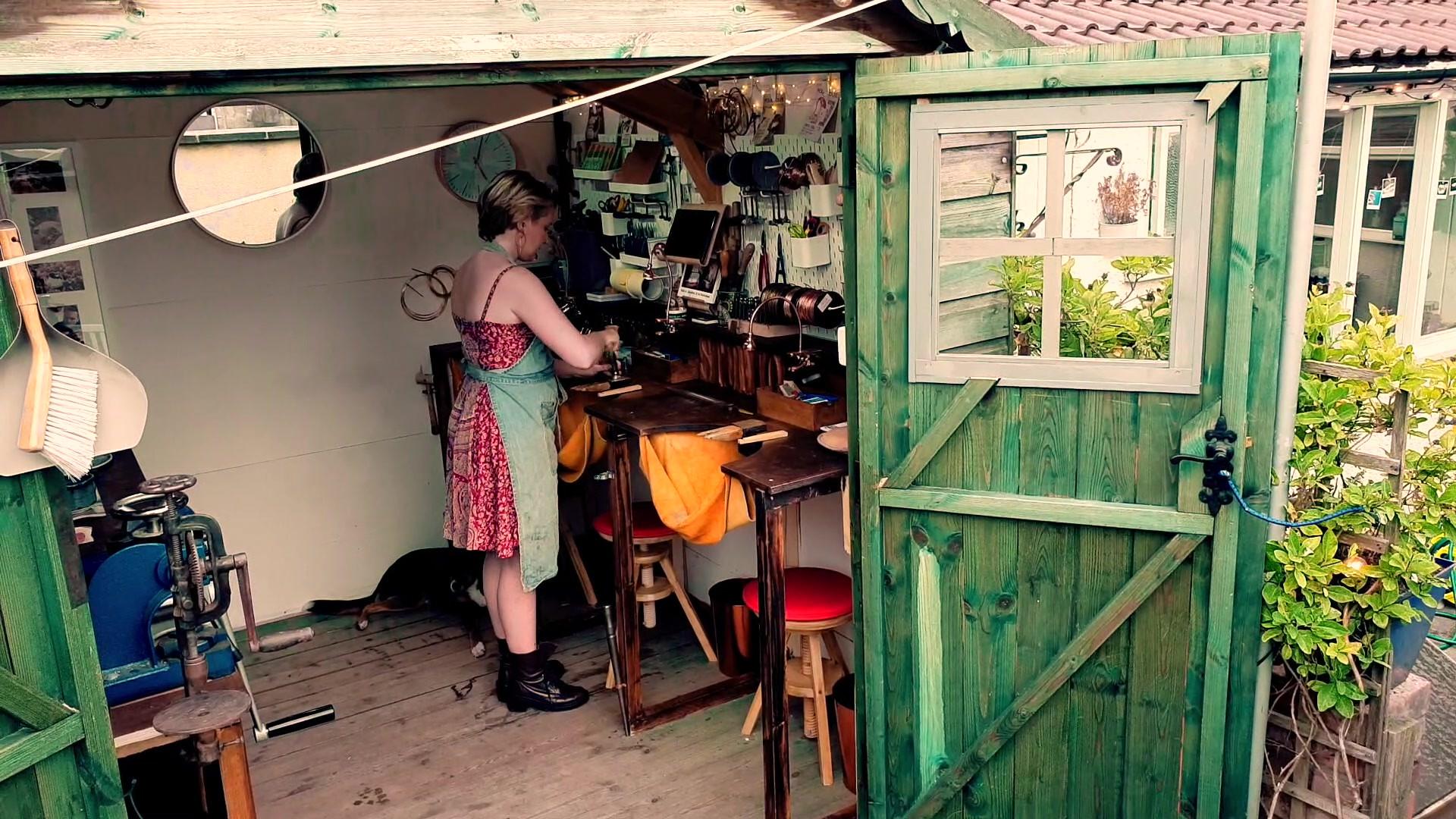 The Silversmithing Studio