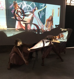 Performance at Venice Art House