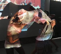 MACHA MELANIE/ Puls'Art performance